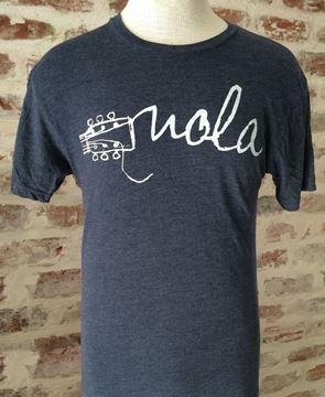 NOLA Strings Unisex Tri-Blend Crew Neck Tee