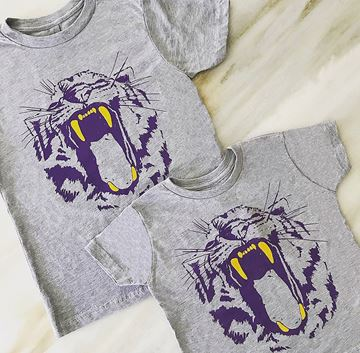 Picture of Tiger's Roar Kid's Grey