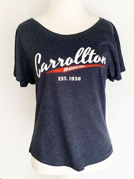 Picture of Carrollton Boosters Navy Dolman