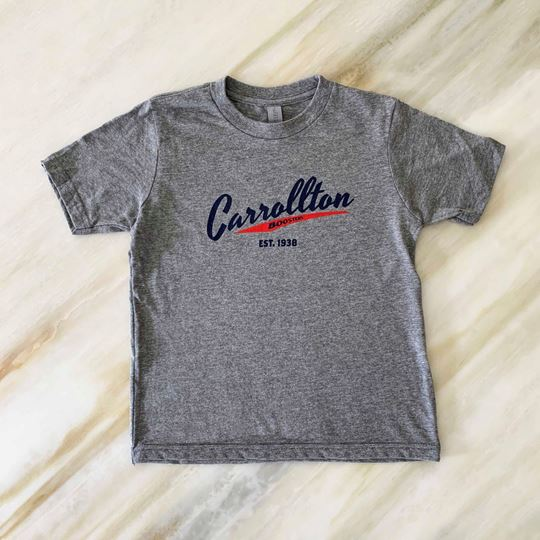 Picture of Carrollton Boosters Gray