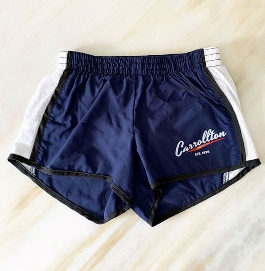 Picture of Carrollton Boosters Girls Shorts