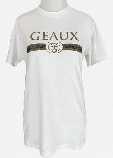 Picture of GEAUX Black & Gold