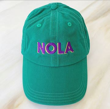 Picture of MG NOLA Chino Hat Green