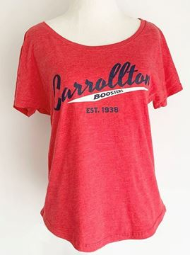 Picture of Carrollton Boosters Red Dolman