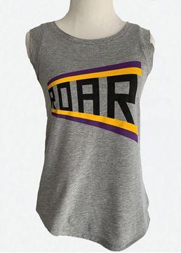 Picture of ROAR Purple & Gold! Gray